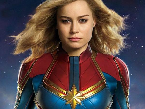 Mengenal 'Captain Marvel' yang Didapuk Jadi Pahlawan Super Perempuan Terkuat dari Marvel
