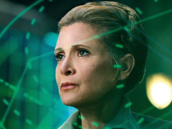 Terungkap, Hasil Otopsi Mengejutkan Carrie Fisher 'Star Wars' yang Meninggal Desember Lalu