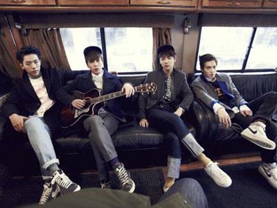 Tepati Janji, CNBLUE Akan Tampil Dalam 'Weekly Idol' !