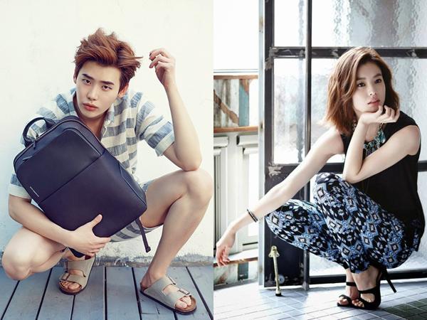 Dinantikan, Drama Lee Jong Suk Dan Han Hyo Joo Akhirnya Rilis Tanggal Tayang