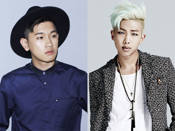Crush dan Rap Monster Siap Unjuk Vokal di Program 'Duet Song Festival'