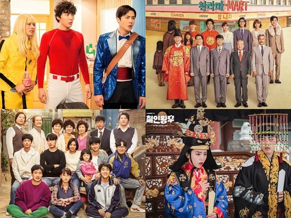 5 Drama Korea Komedi yang Pas untuk Isi Liburan