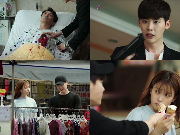 Drama 'W' Episode 10-11: Dendam dan Sakit Hati Jadi Alasan Membuat Cerita Baru Semakin Rumit