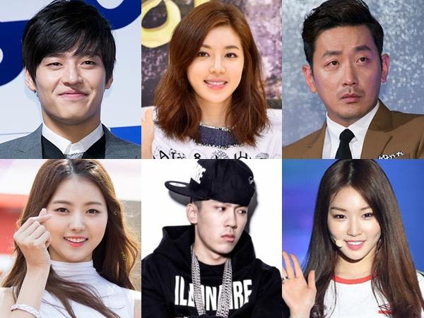Aktor Ternama Hingga Rapper, Sederet Seleb Korea Ini Siap Jadi Cameo Drama 'Entourage'!