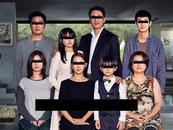Film Pemenang Cannes Festival 'Parasite' Tembus 10 Juta Penonton Bioskop!
