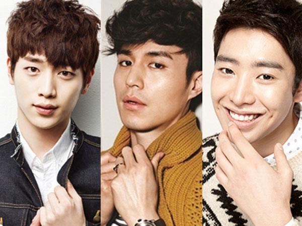 'Flower Brothers' Kejutkan Lee Dong Wook di Lokasi Syutingnya!
