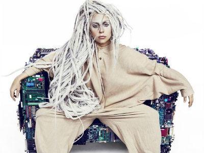 Lady Gaga Pamer Rambut Baru di Teaser 'Artpop'!