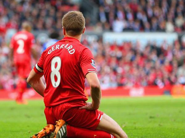 Pernah Terpleset Saat Lawan Chelsea, Steven Gerrard Menyesal Seumur Hidup