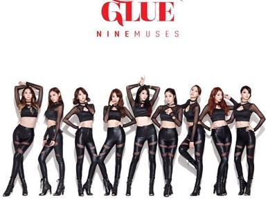 Apa Alasan Lagu 'Glue' Nine Muses Diberi Rating 25+?