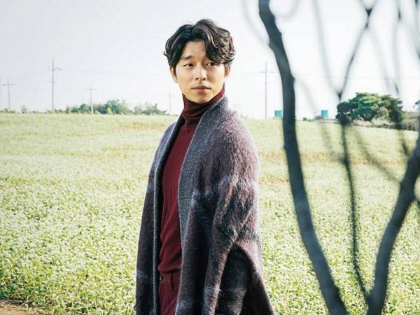Wow, Gong Yoo Ikut Terjun Langsung dalam Pembuatan Foto Teaser 'Goblin' Ini?
