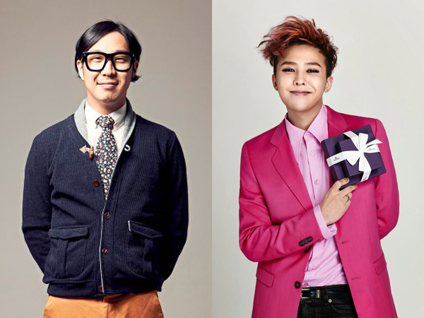 HaHa 'Running Man' Minta G-Dragon Jadi Ayah Angkat Puteranya