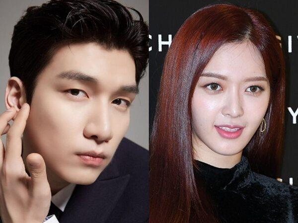 Hyuk VIXX dan Chanmi AOA Bintangi Film Romantis