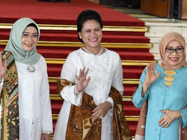 Inilah Permintaan Khusus Iriana Jokowi Untuk Busana Pelantikan Presiden