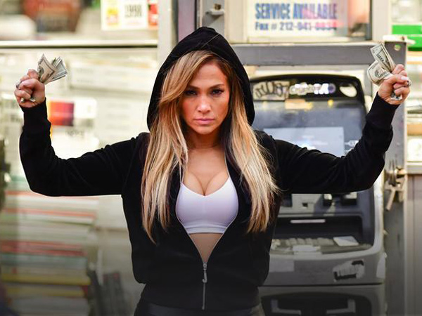 Jennifer Lopez Tidak Terima Bayaran dari Film 'The Hustlers'