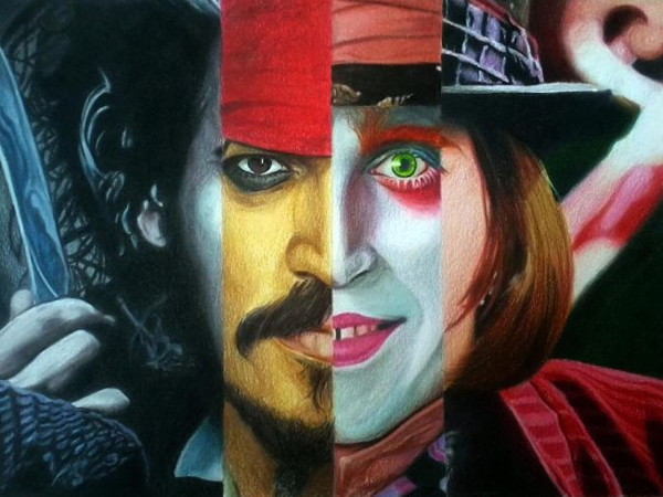 Happy Birthday, Johnny Depp! Yuk Intip Transformasi Kerennya Di Setiap Film