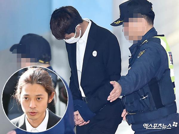 Jung Joon Young Akui Semua Kesalahan di Sidang Pertama Kasus Kejahatan Seksual