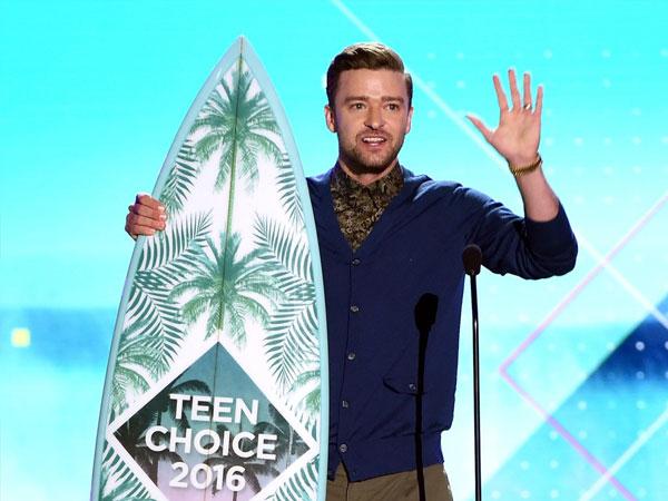 Raih 'Decade Awards', Justin Timberlake Bagi Kunci Sukses Dalam Hidup
