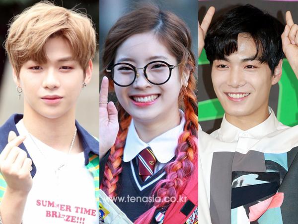 Kang Daniel Hingga Dahyun TWICE Dipilih Jadi Idola K-Pop Paling 'Nerd'
