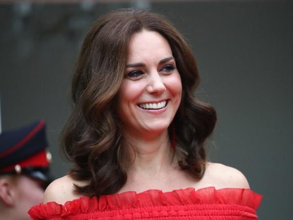 Cantiknya Kate Middleton Kenakan Mahkota Kesayangan Putri Diana