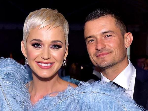 Sama-Sama Pernah Gagal, Katy Perry dan Orlando Bloom Siapkan Pernikahan yang 'Berbeda'