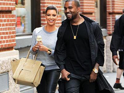 Ulang Tahun Ke-33, Kim Kardashian Dilamar Kanye West