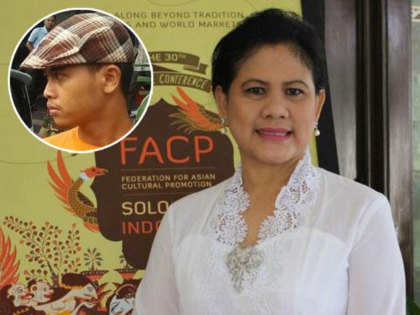 Begini Kronologi Penangkapan Pelaku Penghina Ibu Iriana Jokowi
