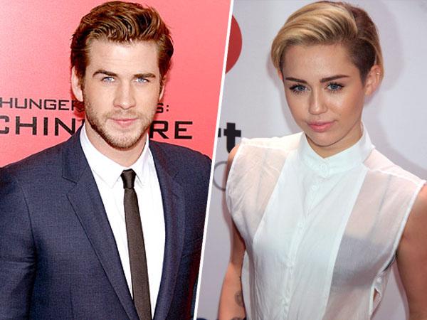 Mesra di Festival Musik, Miley Cyrus dan Liam Hemsworth Balikan?