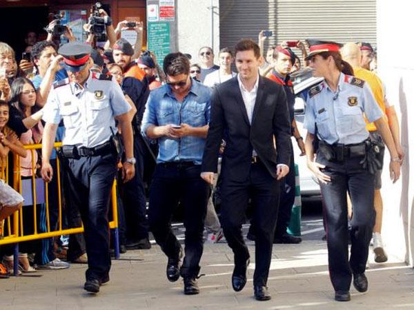 Lionel Messi Dihukum 21 Bulan Penjara Terkait Kasus Penggelapan Pajak