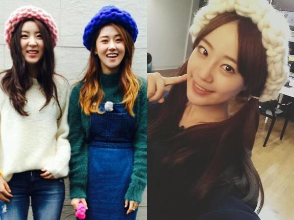 Ini Dia Topi Musim Dingin yang Tengah Ngetren di Kalangan Idola K-Pop