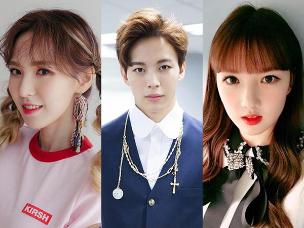 Sederet Idola K-Pop Ini Siap Menunjukkan Keseruan dalam Episode 'Master Key' Selanjutnya