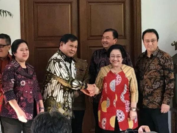 Bocoran dari Megawati Terkait Pertemuannya Hari Ini dengan Prabowo