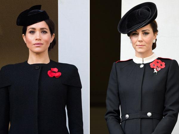 Meghan Markle di Balkon Terpisah dari Sang Ratu dan Kate Saat Acara Kerajaan, Kenapa Ya?