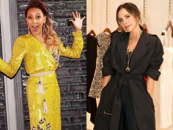 Tak Mau Reuni Bareng Spice Girls, Mel B Kesal dengan Victoria Beckham?