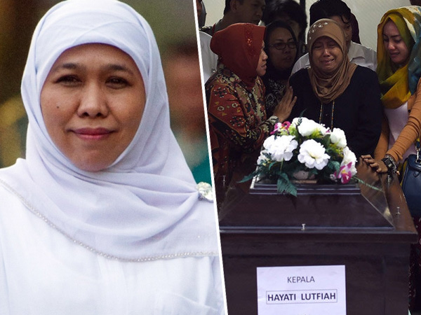 Menteri Sosial Usulkan Nama Korban AirAsia Dijadikan Nama Perpustakaan di Sekolahnya