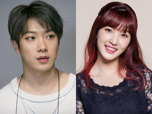 Minhwan FT Island dan Yulhee Ternyata Sudah Sah Jadi Suami-Istri