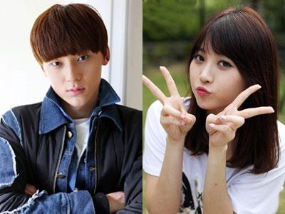 Wah, Minhyun Nu'est & Yura Girls Day Terlihat Berpelukan Mesra?