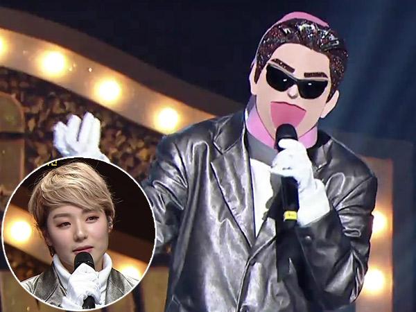 Penampilan Powerful nan Haru Sahabat Mendiang Jonghyun SHINee di 'King of Masked Singer'