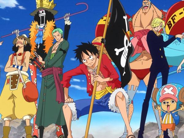 Pecahkan Rekor Sendiri, Manga 'One Piece' Terjual 350 Juta Eksemplar di Seluruh Dunia