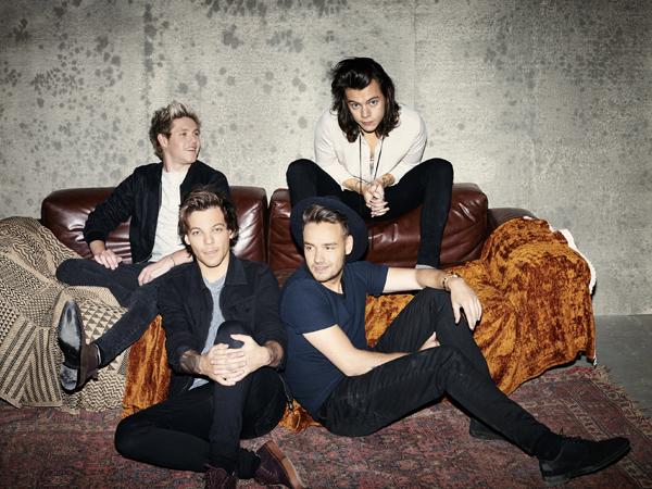 One Direction Siap Gelar Konser 'Perpisahan'Intim dengan Penggemar Sebelum Hiatus