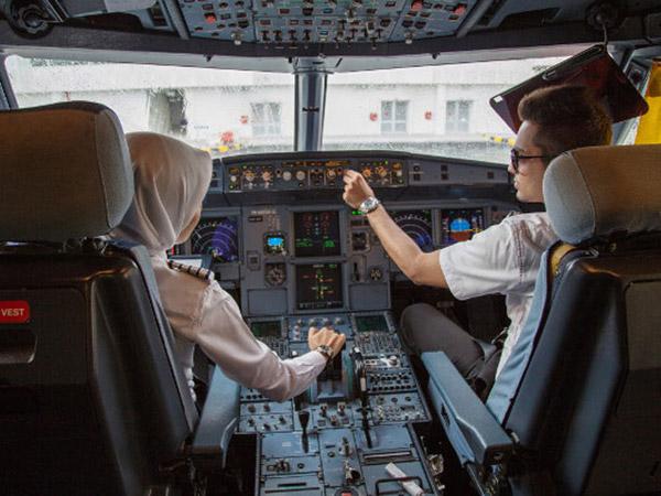 Ternyata Ada Sistem Rahasia yang Pastikan Pilot dan Co-Pilot Tidak Bertengkar di Kokpit