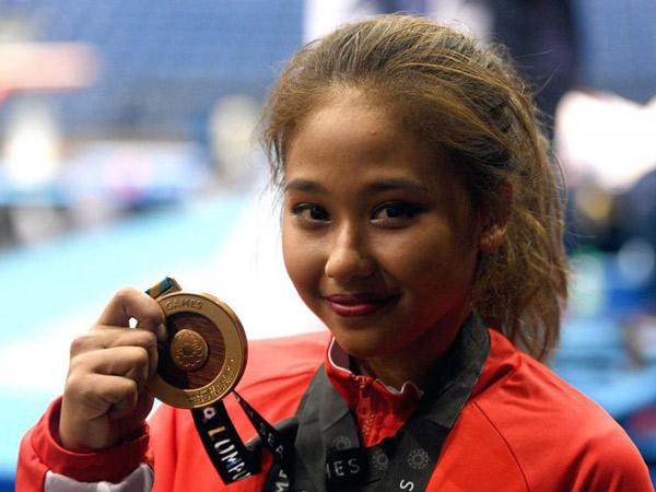 Tambah Empat Medali Emas, Indonesia Masih Tetap di Posisi Kelima
