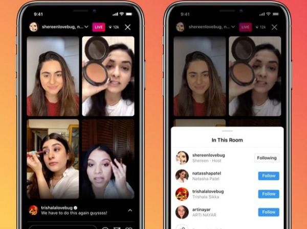 Indonesia Jadi Negara Pertama Dapat Fitur 'Live Rooms' Instagram