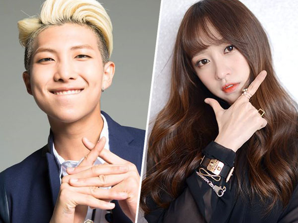 Rap Monster dan Hani EXID Bakal Adu 'Otak' Di Program Spesial Imlek SBS