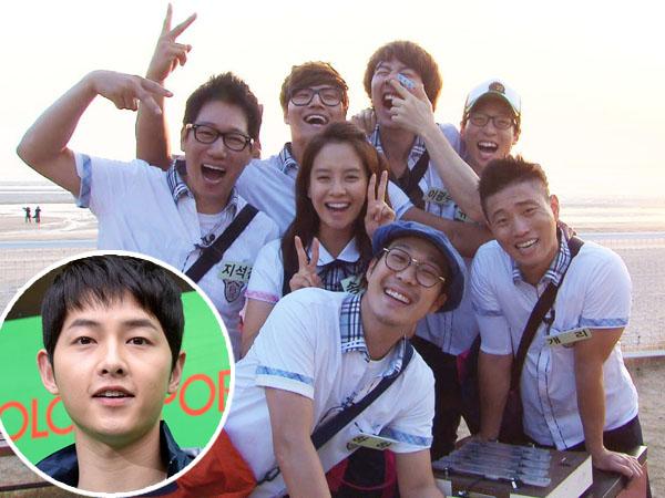 Ditanya Soal Kembalinya Song Joong Ki ke 'Running Man', Apa Kata Produser?