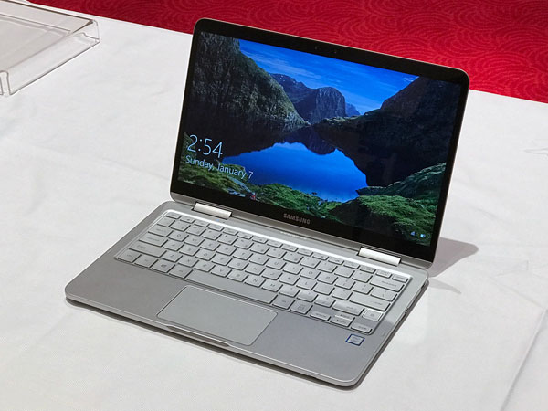 Notebook 9 Pen, Laptop Rasa Galaxy Note Milik Samsung