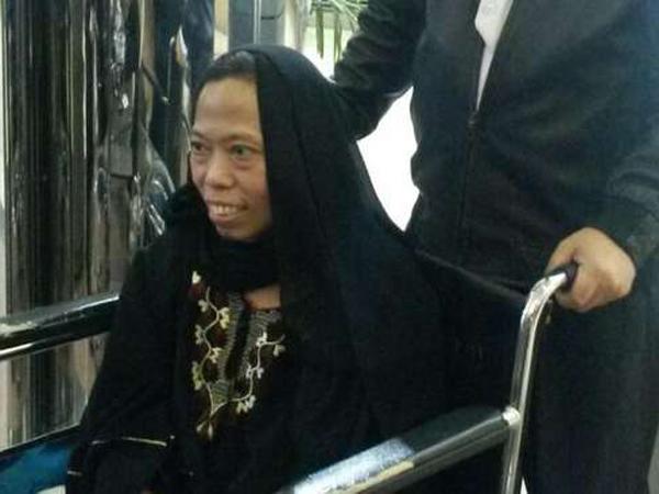 Lolos Hukuman Mati Di Arab Saudi, Satinah Tiba Di Indonesia