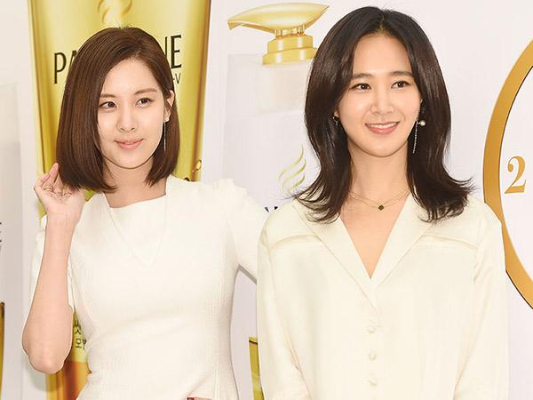 Potret Kompak Seohyun & Yuri SNSD Hadiri Acara Publik Pertama Usai Pisah Agensi