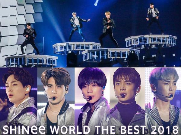 Simak Deretan Momen Memukau Hingga Haru di Konser Pertama SHINee Tanpa Jonghyun