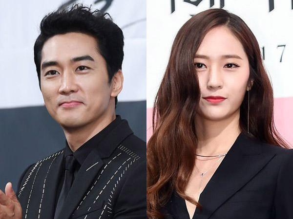 Simak Detil Menarik dari Drama Action Terbaru Song Seung Heon dan Krystal f(x), 'Player'