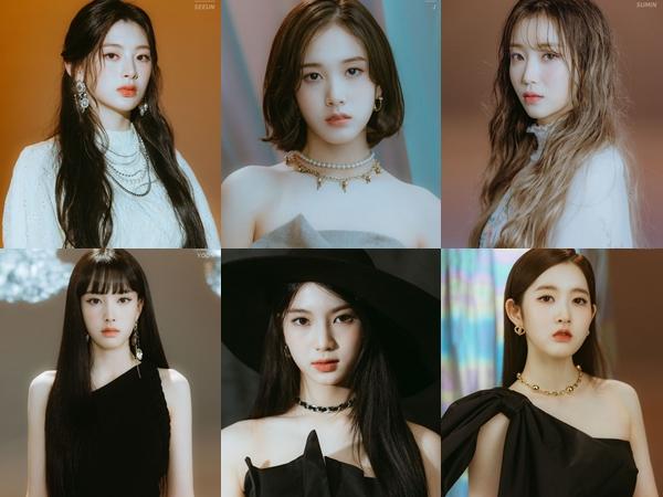 Mengenal Member STAYC, Girl Group Rookie yang Akan Debut Bulan Depan